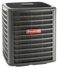 Goodman heat pump