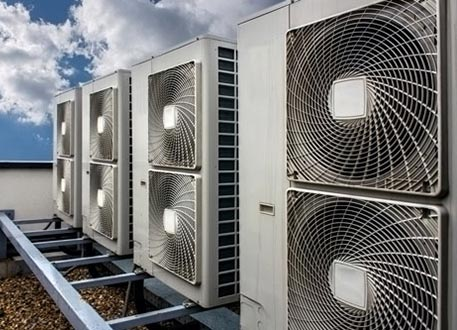 Commercial Rooftop Air Conditioning Unit