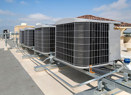 Commercial Rooftop Heating and Cooling Units