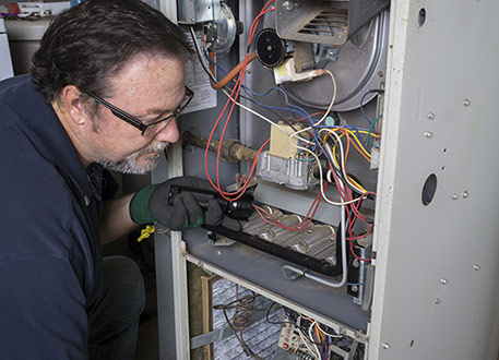 furnace and cooling repair