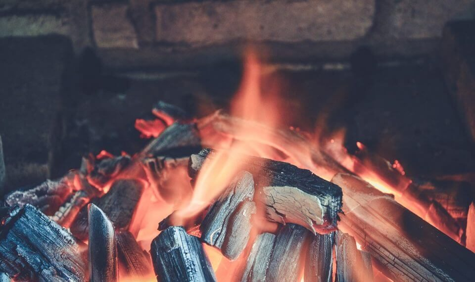 Build A Fire In Your Fireplace