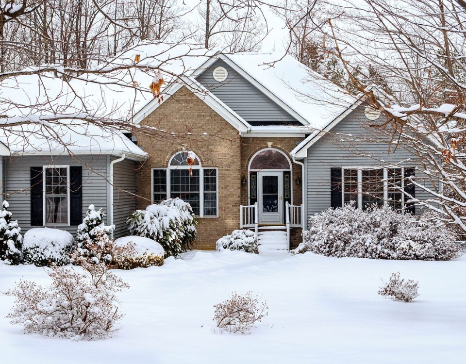Prep your house HVAC system for winter