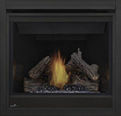 Continental Direct Vent Fireplace