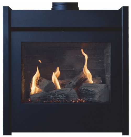 Kingsman Direct Vent Gas Fireplace