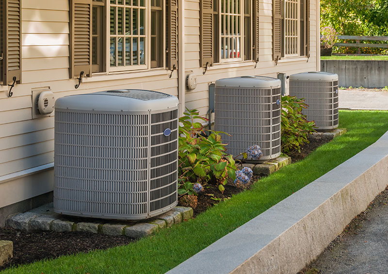 3 Types of Air Conditioners