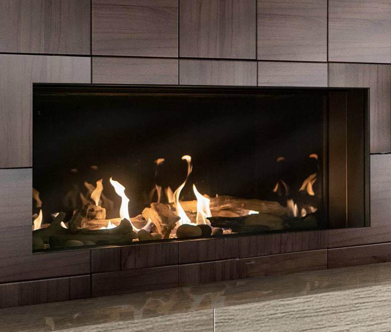 Kingsman Direct Vent Gas Fireplace